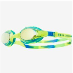 Очки для плавания Tyr Kids Swimple Tie Dye Mirrored, LGSWTDM/298 (Лайм)